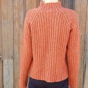 Royal Robbins Sweaters - Royal Robbins | mock neck rib knit sweater